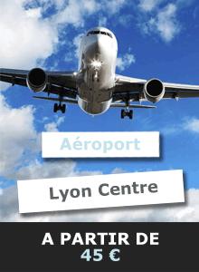 Tarif taxi Lyon aéroport Saint Exupéry